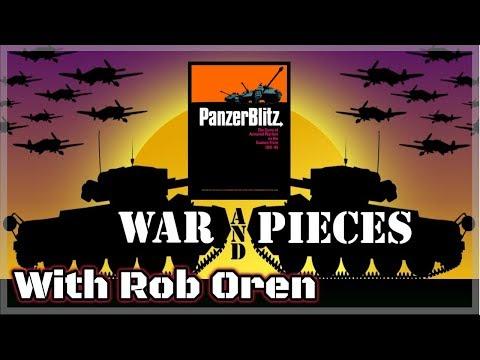 War and Pieces: Avalon Hill PanzerBlitz
