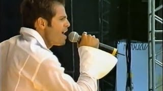 David Charvet - Leap Of Faith (Live from Finland 2002)