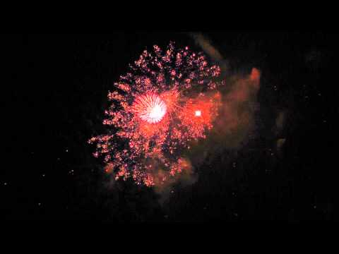 Feuerwerk Bikertreff Malchin 04.05.13