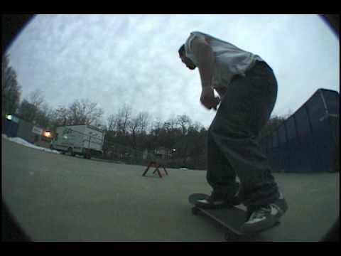 Morgantown Skatepark Montage