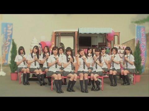 『野蛮なソフトクリーム』 PV ( #NMB48 -紅組)