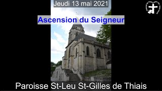 2021-05-13 – Ascension du Seigneur