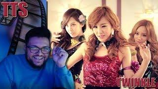 Girls' Generation-TTS -Twinkle MV REACTION!!! | They Just Get Better & Better #TakeMeBack