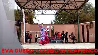 preview picture of video 'CORSO di FLAMENCO con EVA DUERO'