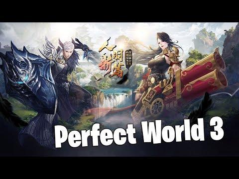 Два новых класса в Perfect World - эта игра бессмертна!