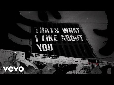 What I Like About You (Lyric Video)