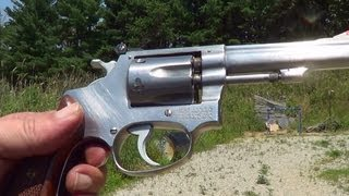Smith & Wesson Model 63 Kit Gun 22LR Revolver