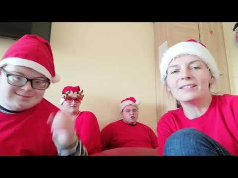 Wideo1: Kolęda podopiecznych Zespołu Szkół Specjalnych w Lesznie