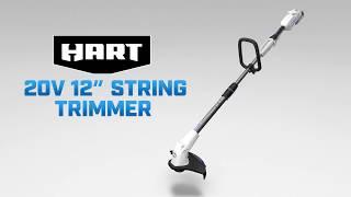 20V Hybrid String Trimmer