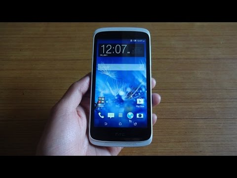 HTC Desire 526G+ Unboxing
