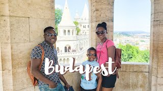 First Impressions Of Budapest | Hungary Travel Vlog
