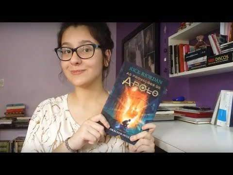 O Oráculo Oculto de Rick Riordan [As Provações de Apolo #1]| Resenha
