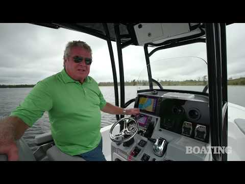 Sea Pro 248 Bay video
