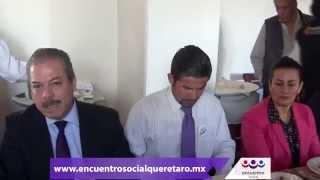 preview picture of video 'Presentación de Precandidatos a Diputados Locales San Juan del Río, Qro. - Parte 1'