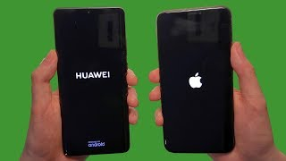 Huawei P30 Pro Vs IPhone XS Max Speed Test, Battery, Speakers & Cameras!