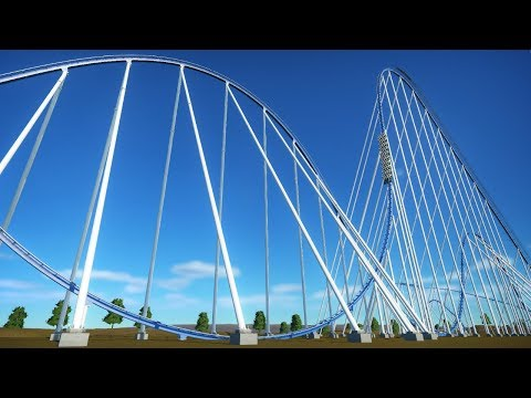 Let's Play Planet Coaster - Globe Explorer Episode 13 - B&M Giga Coaster