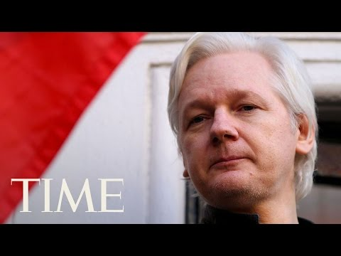 What To Know About Julian Assange's Rape Investigation & Legal Status | TIME