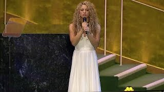 Шакира, Shakira - Imagine (Live at the UN's General Assembly 2015)