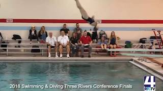 2018 TRC Conference Swimming-Diving Championships 1-20-18