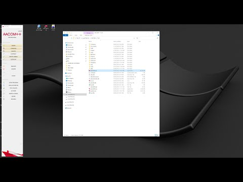 AACOM++   Foldere si Fisiere