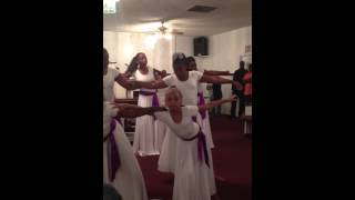 St. Paul M. B. Church Praise Angel's