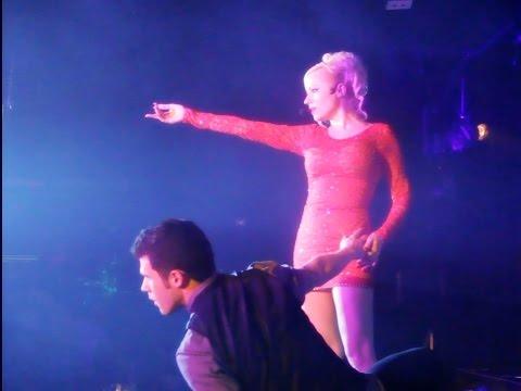 """Alive"" Marina Star's live performance at XL nightclub 2013"