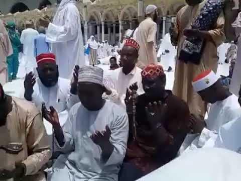 Addu'a Madugu daga Harami Allah ya amsa