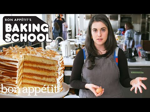 BA's Baking School: Episode 1