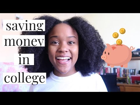 5 Ways to Save Money as a College Student | Cengage Unlimited