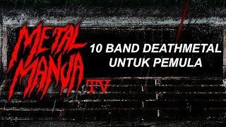 Metal Manja  - 10 Album Death Metal Untuk Pemula