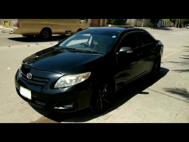 Toyota Corolla XLi VVTi 2011 for Sale in Karachi