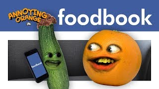 Annoying Orange - Foodbook
