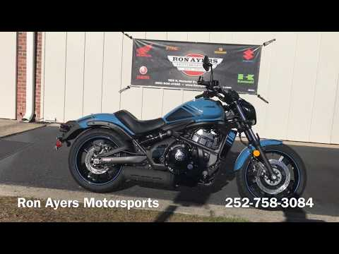 2019 Kawasaki Vulcan S ABS in Greenville, North Carolina - Video 1
