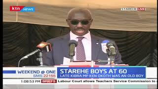 Starehe Boys Center celebrates 60th anniversary