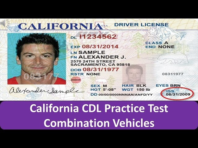 California-cdl-practice-test-combination