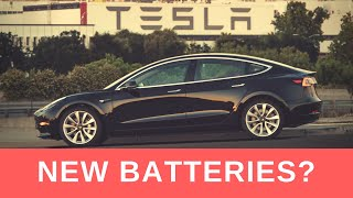Tesla Model 3 Gets New Battery Cells (4416) - Teslanomics Live for July 24th, 2017