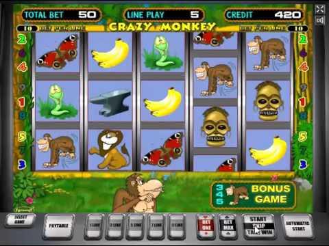 Игровой автомат crazy monkey в vulcan-game.ru