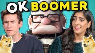 Millennials And Gen Z React To OK Boomer Memes