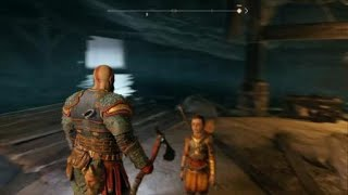 God of War The wet stone