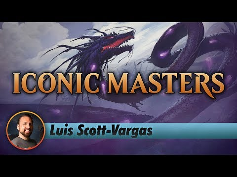 Channel LSV – Iconic Masters Draft #1