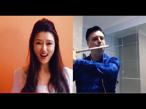 "Virtual Flute Voice duet Opera""Lucia di Lammermoor"