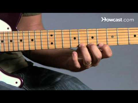 How to Do Finger Exercise #1   Guitar Lessons