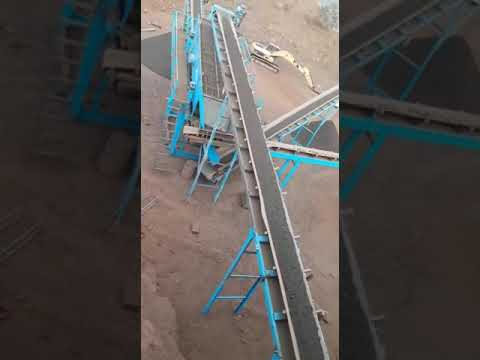 Inclined Vibration Screen