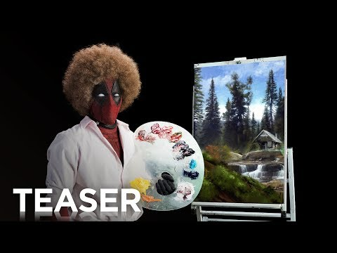 Deadpool 2 Teaser 'Wet on Wet'