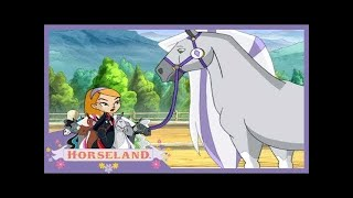 Horseland Full Episodes - Magic In The Moonlit Meadow