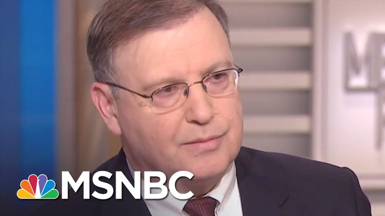 Chuck Rosenberg: Keep Political Views 'Out Of Your Work' At FBI | MTP Daily | MSNBC thumbnail