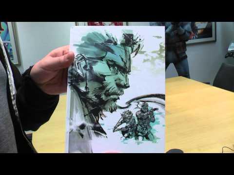Limitovaná edice Metal Gear Solid: HD Collection na videu