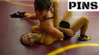 Top 5 Wrestling Moves *PINS*