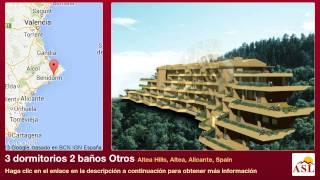preview picture of video '3 dormitorios 2 baños Otros se Vende en Altea Hills, Altea, Alicante, Spain'