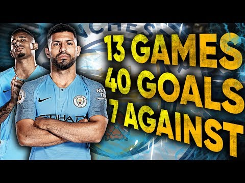 Should Manchester City Start Gabriel Jesus & Sergio Aguero As A Front Two?!   #UCLReview